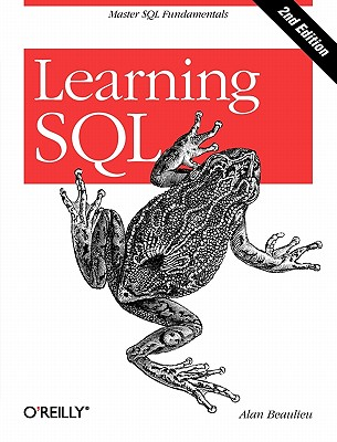 Learning SQL By Beaulieu, Alan
